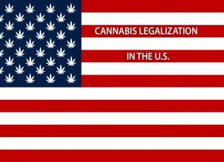 Recreational marijuana state laws