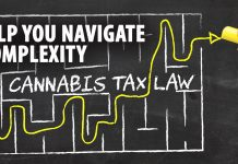 cannabis marijuana tax law attorney