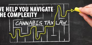 cannabis marijuana tax law attorney