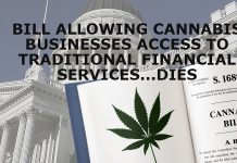 Cannabis Banking Bill Dies In California. What Does It Mean For Cannabis Businesses